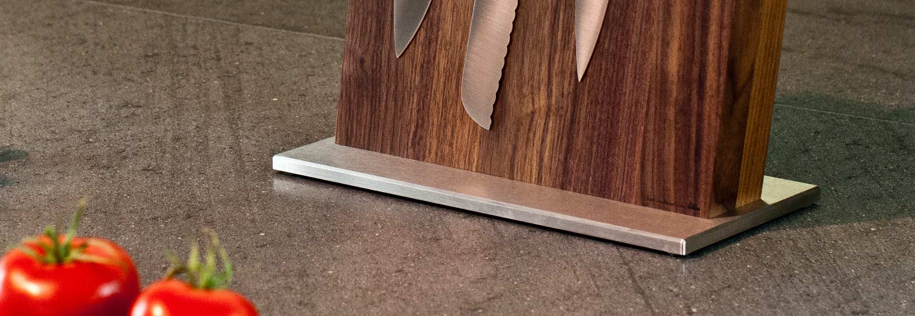 massive holzaccessoires f r die k che klotzaufklotz. Black Bedroom Furniture Sets. Home Design Ideas